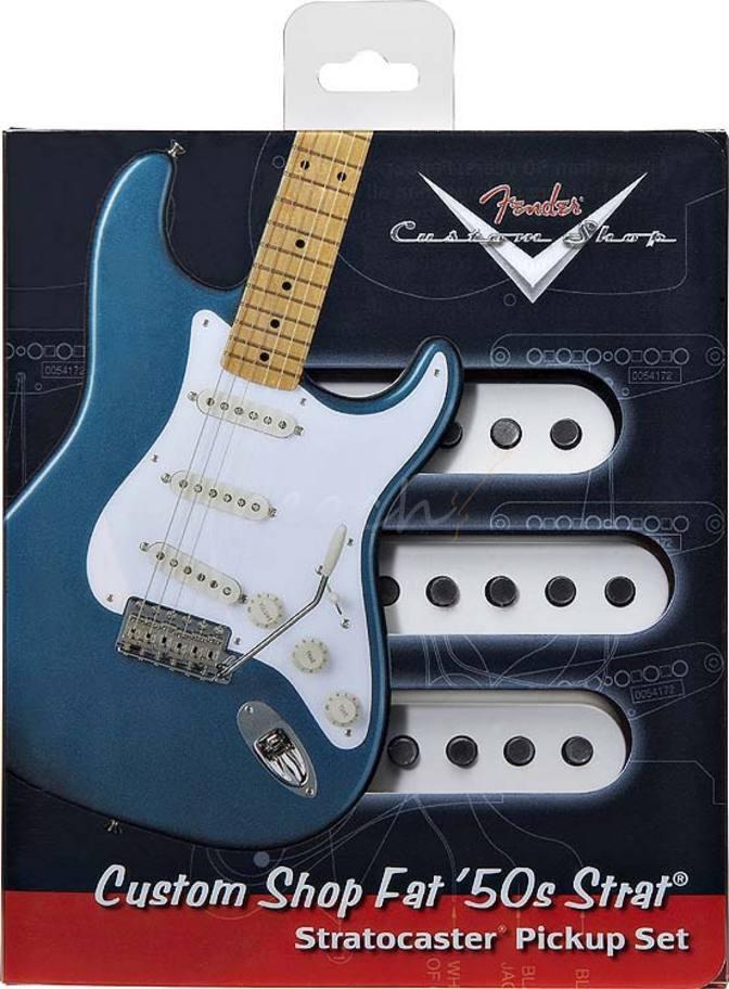 Fender Fat 50s Pickups : fender fat 50 39 s pickups set of 3 peach guitars ~ Hamham.info Haus und Dekorationen