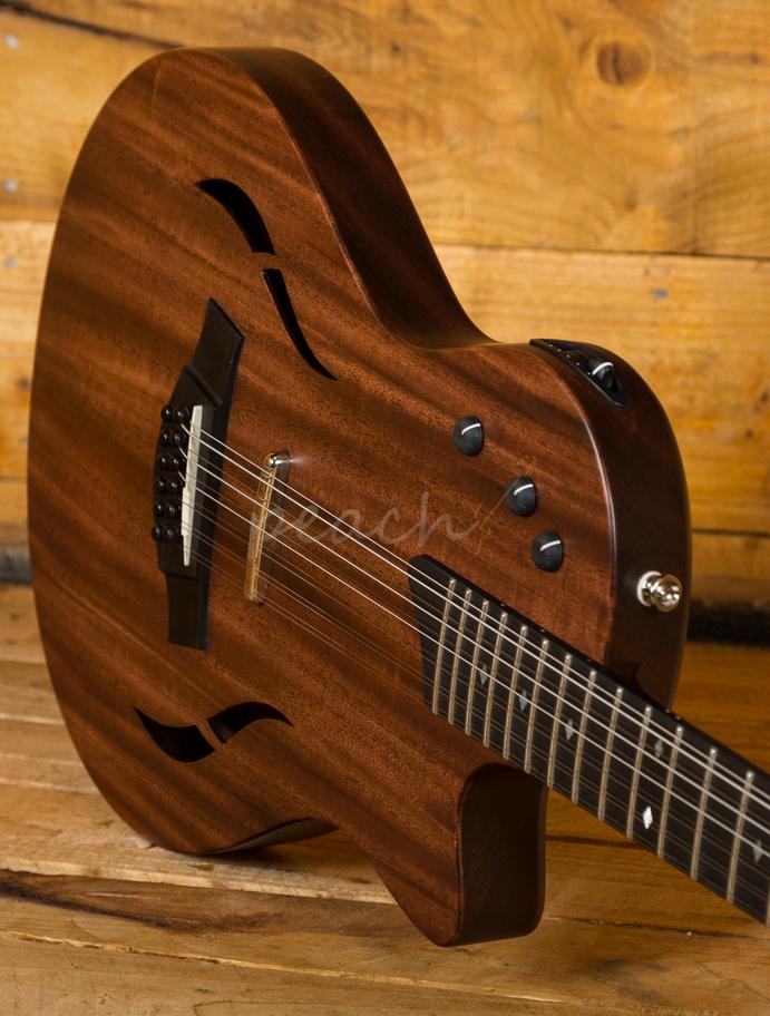 taylor t5z classic 12 string peach guitars. Black Bedroom Furniture Sets. Home Design Ideas
