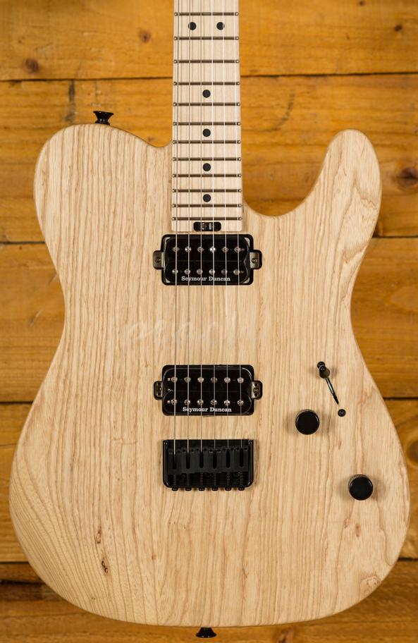 charvel pro mod san dimas style 2 ash natural peach guitars. Black Bedroom Furniture Sets. Home Design Ideas