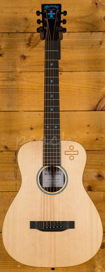 cf martin ed sheeran divide signature edition peach guitars. Black Bedroom Furniture Sets. Home Design Ideas