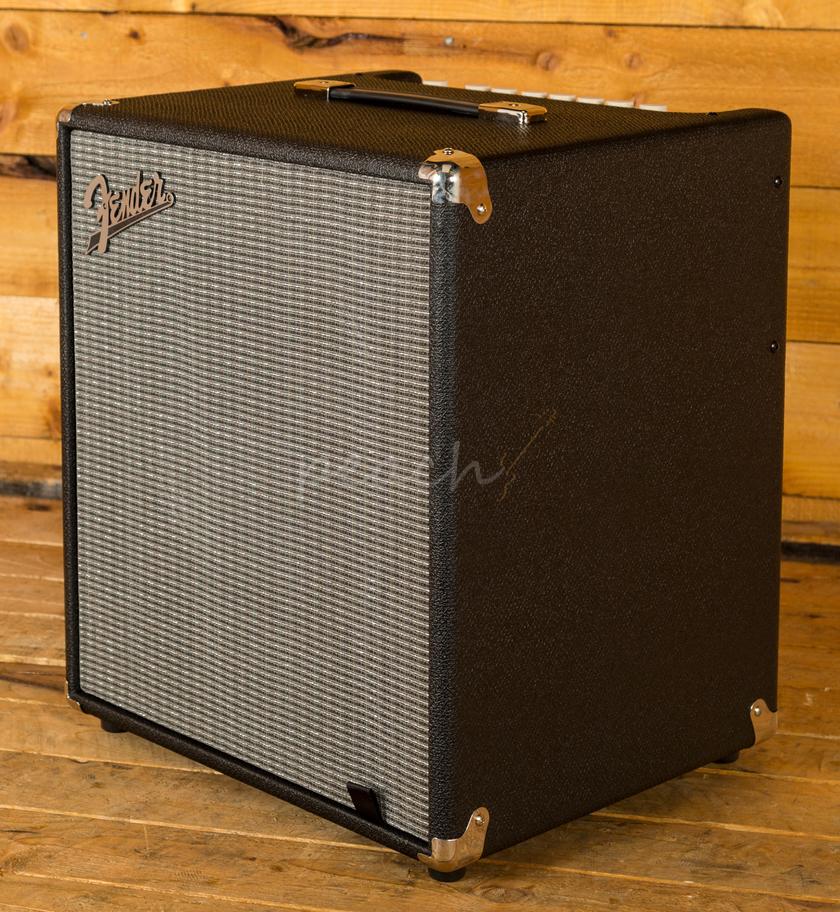 fender rumble 100 v3 bass combo amp peach guitars. Black Bedroom Furniture Sets. Home Design Ideas