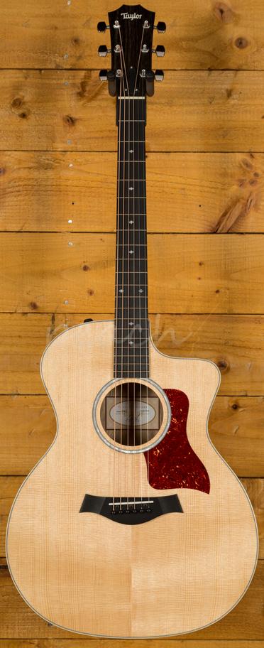 taylor 214ce k dlx 2015 koa back sides peach guitars. Black Bedroom Furniture Sets. Home Design Ideas