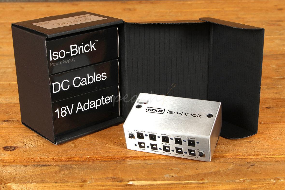 Mxr Iso Brick Review : mxr iso brick power supply peach guitars ~ Vivirlamusica.com Haus und Dekorationen