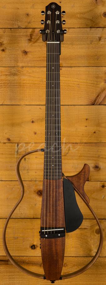 yamaha slg200s steel string silent guitar peach guitars. Black Bedroom Furniture Sets. Home Design Ideas