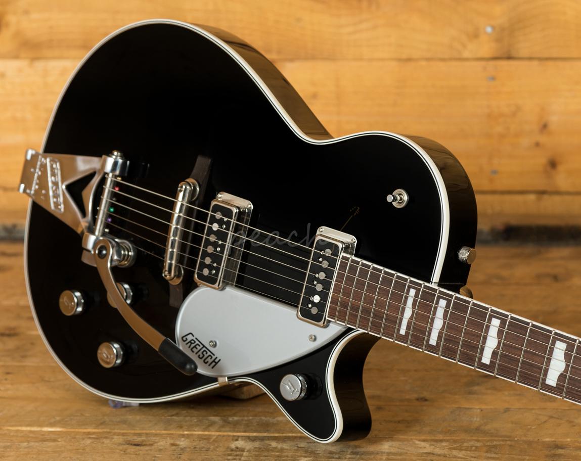 gretsch g6128t gh george harrison d jet peach guitars. Black Bedroom Furniture Sets. Home Design Ideas