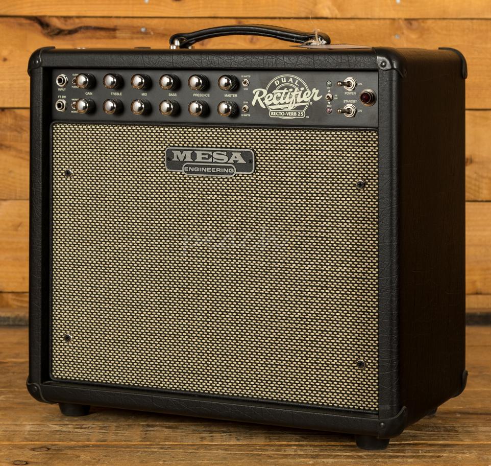 mesa boogie rectoverb twentyfive combo peach guitars. Black Bedroom Furniture Sets. Home Design Ideas
