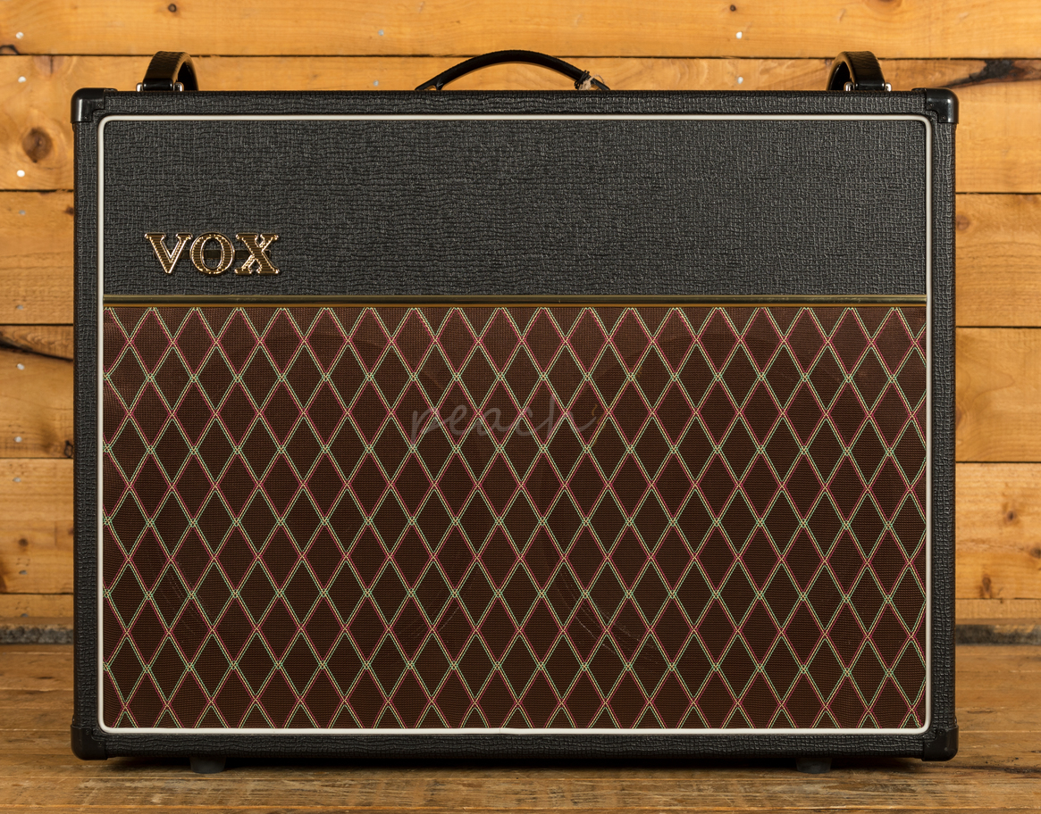 vox custom ac30c2 30 watt 2x12 combo peach guitars. Black Bedroom Furniture Sets. Home Design Ideas