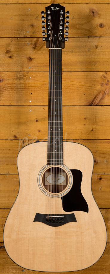 taylor 150e 12 string electro acoustic peach guitars. Black Bedroom Furniture Sets. Home Design Ideas