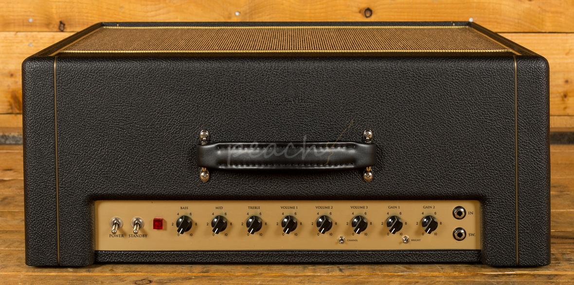 friedman brown eye small box 50w combo peach guitars. Black Bedroom Furniture Sets. Home Design Ideas