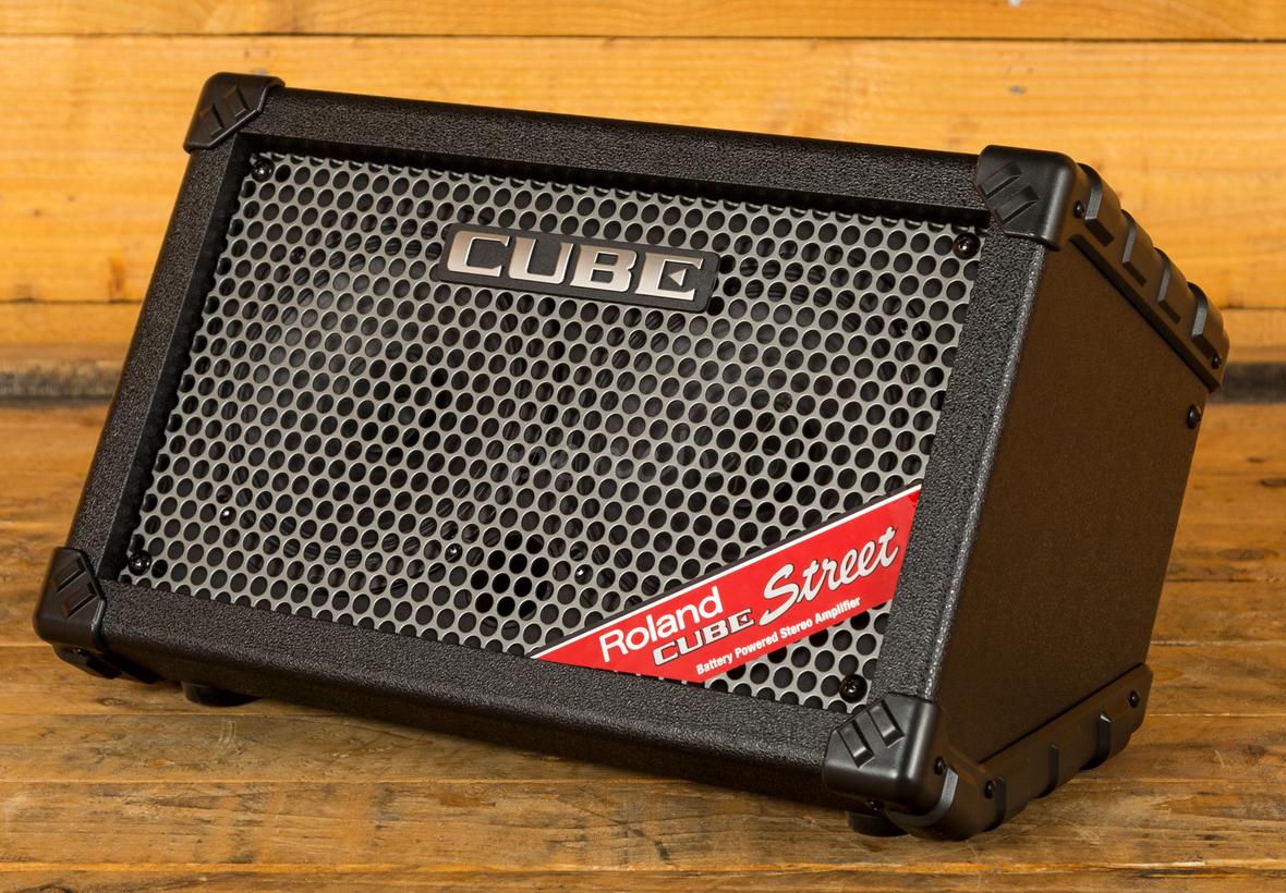Roland Cube Street Amplifier Peach Guitars