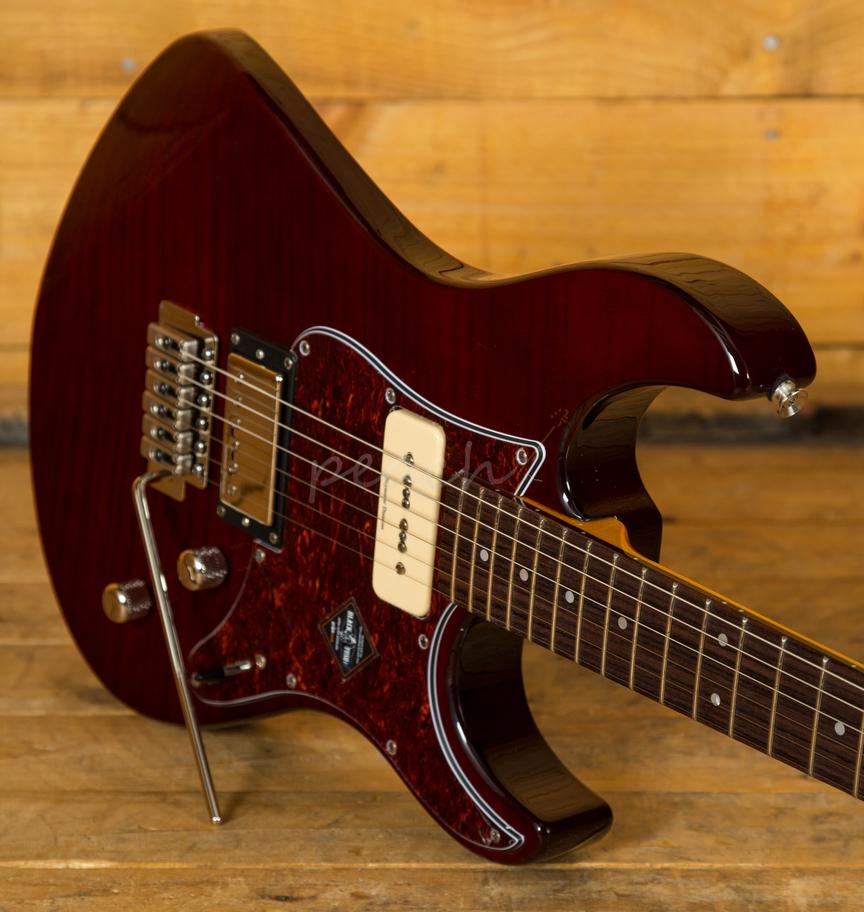 Yamaha Pacifica 611 VFM Root Beer - Peach Guitars