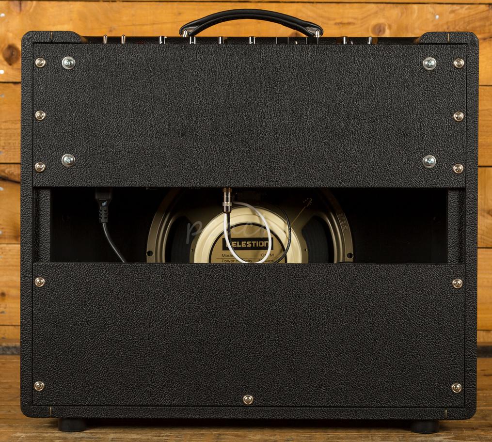 friedman brown eye small box 50 watt 1x12 cosmetic damage peach guitars. Black Bedroom Furniture Sets. Home Design Ideas