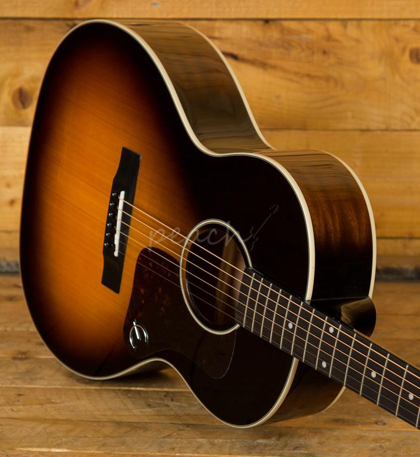 epiphone el 00 pro acoustic electric peach guitars. Black Bedroom Furniture Sets. Home Design Ideas