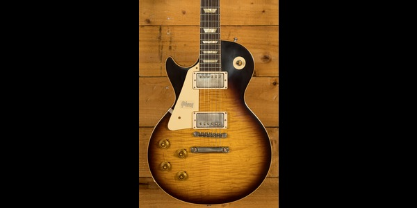 Gibson Custom 60th Anniversary Les Paul Standards