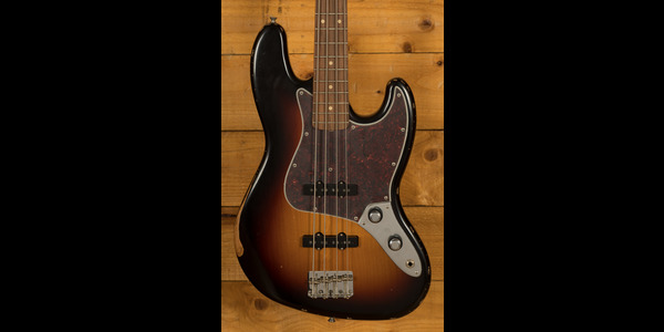 Fender 60th Anniversary Jazz Bass Roadworn