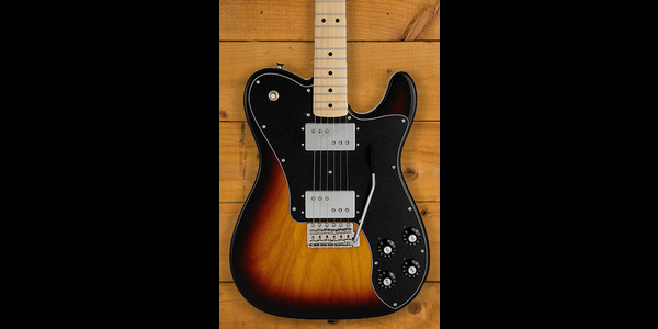 Fender Made In Japan Limited 70s Telecaster Deluxe Tremolo