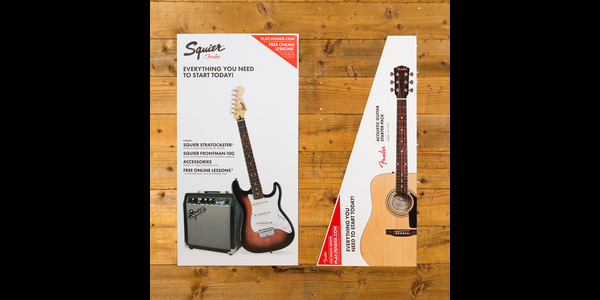 Guitar Packages