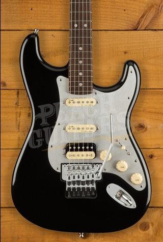 Fender Ultra LUXE Strat HSS FR Rosewood Mystic Black