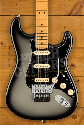 Fender Ultra LUXE Strat HSS FR Maple Silverburst