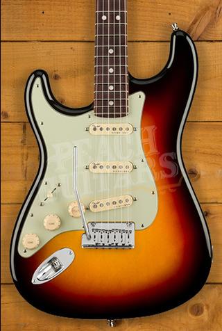 Fender American Ultra Strat LH Rosewood Ultraburst