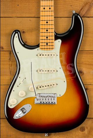 Fender American Ultra Strat LH Maple Ultraburst