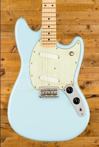 Fender Player Series Mustang Sonic Blue