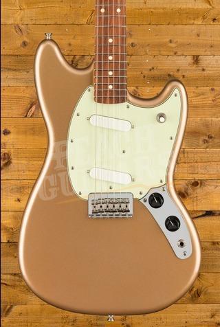 Fender Player Series Mustang Firemist Gold