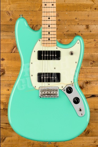 Fender Player Series Mustang Sea Foam Green