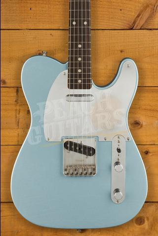 Fender Chrissie Hynde Telecaster, Rosewood Fingerboard, Iced Blue Metallic