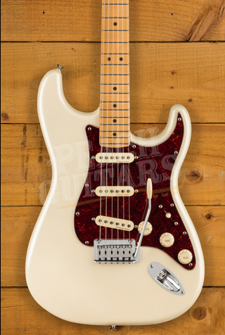 Fender Player Plus Strat Maple Olympic Pearl