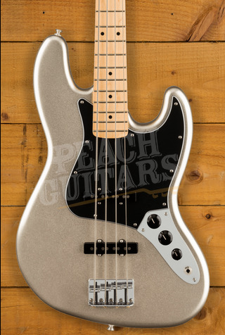 Fender 75th Anniversary Diamond J Bass - Platinum