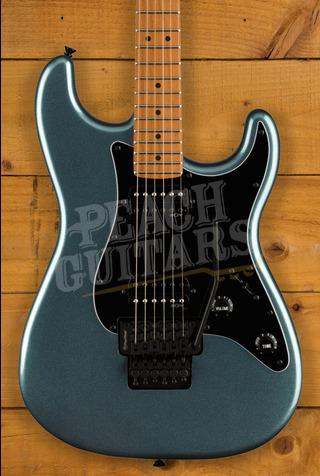 Squier Contemporary Stratocaster HH, Gunmetal Metallic