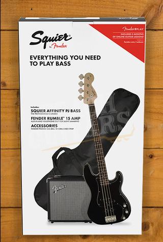 Squier PJ Bass Pack