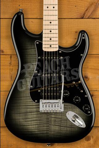 Squier Affinity Stratocaster FMT HSS Maple Black Burst