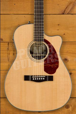 Fender CC-140SCE Concert  Nat w/case