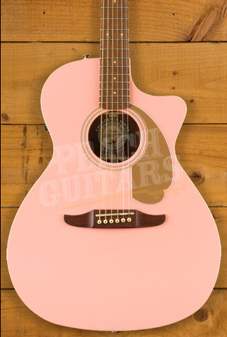 Fender Limited Edition Newporter Player Shell Pink