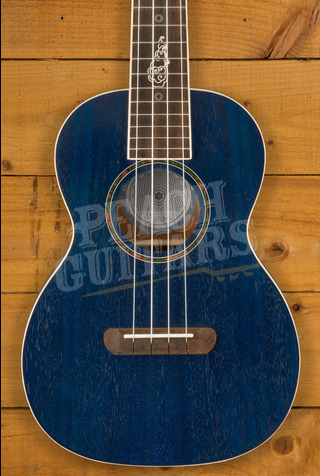 Fender Dhani Harrison Ukulele Sapphire Blue