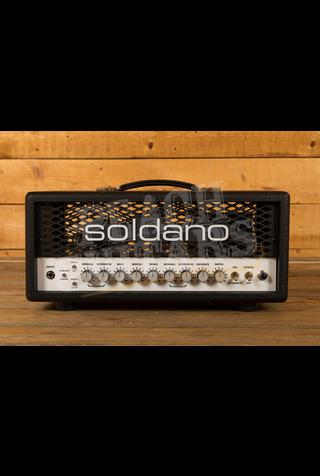 Soldano SLO-30 Classic Super Lead Overdrive - 30w All Tube Head