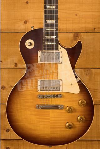Gibson Custom Murphy Lab HP Top 59 Les Paul Kindred Burst Ultra Light Aged
