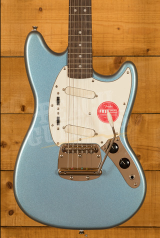 Squier FSR Classic Vibe '60s Mustang Lake Placid Blue
