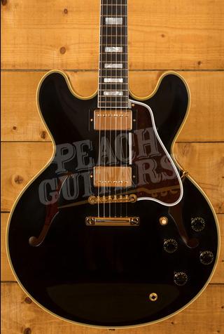 Gibson Custom 1959 ES-355 Reissue Stop Bar VOS Ebony