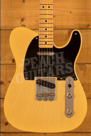 Fender Custom Shop Limited '51 Tele Lush Closet Classic Nocaster Blonde