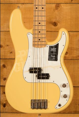 Fender Player Series P-Bass Maple Neck Buttercream