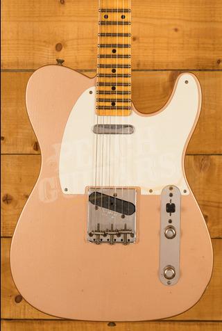 Fender Custom Shop '55 Tele Journeyman Relic Super Faded Aged Copper