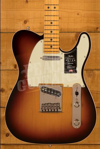 Fender American Ultra Telecaster Ultraburst Maple