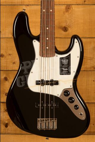 Fender Player Series Jazz Bass Pau Ferro Black