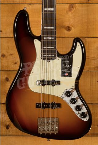Fender - American Ultra Jazz Bass - Rosewood Fingerboard, Ultraburst
