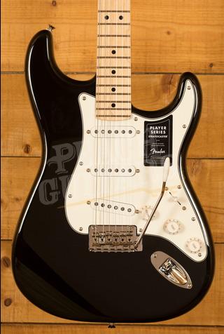 Fender Player Series Strat Maple Neck Black *B STOCK*