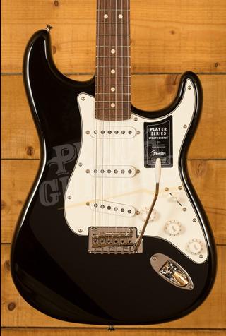 Fender Player Series Strat Pau Ferro Black