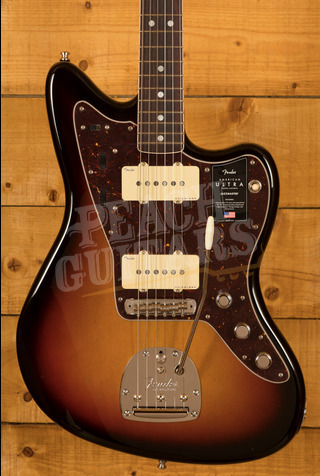 Fender American Ultra Jazzmaster Ultraburst